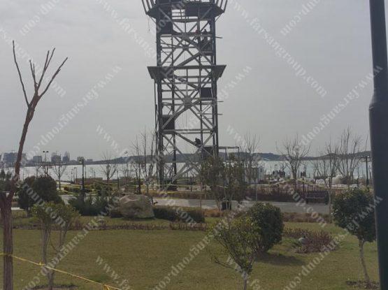 برج هیجان دریاچه چیتگر (شهدای خلیج فارس)